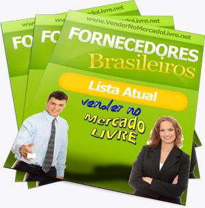 Litsa de Fornecedores Brasileiros